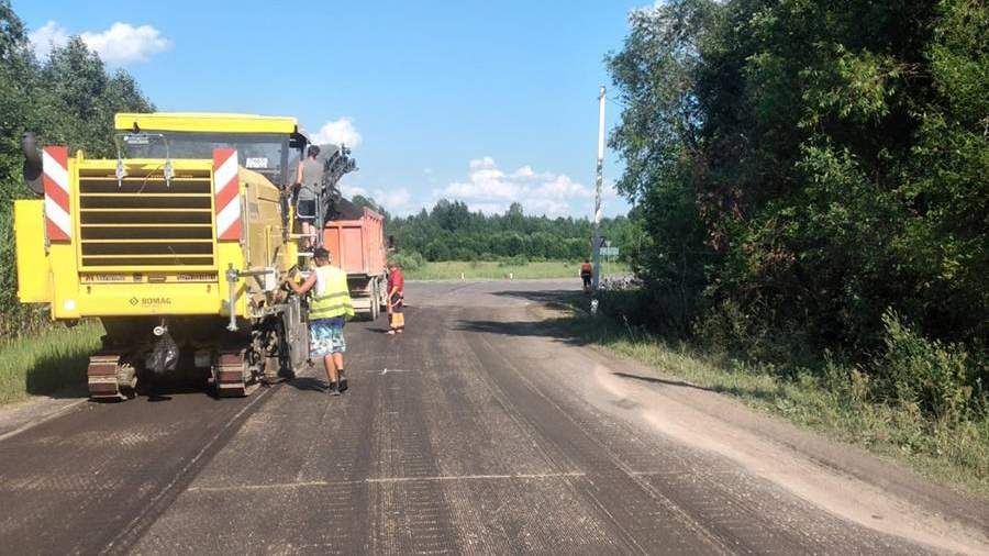 1 86.jpeg Дорогу к ведущему к Талабским островам причалу отремонтируют