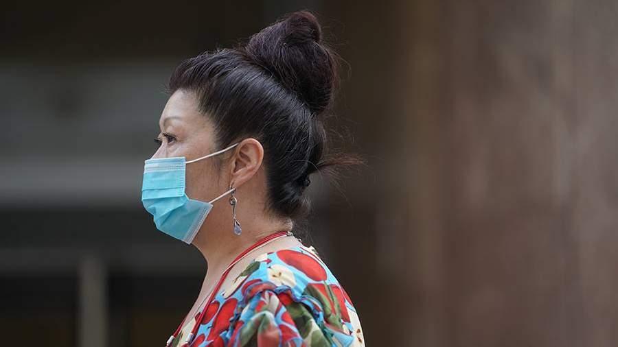 BP201146.JPG Врач оценил влияние ношения масок на снижение риска заболеть COVID-19