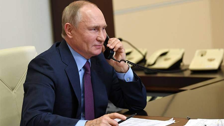 RIAN 6414613.HR .ru4 Премьер Израиля поблагодарил Путина за роль РФ в поддержании стабильности в регионе