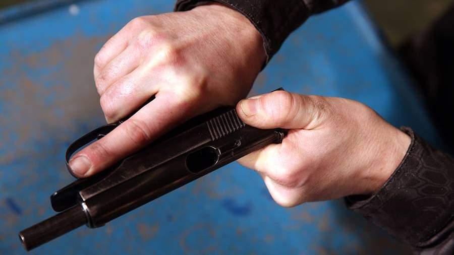 Мужчина покончил с собой в тире Новосибирска