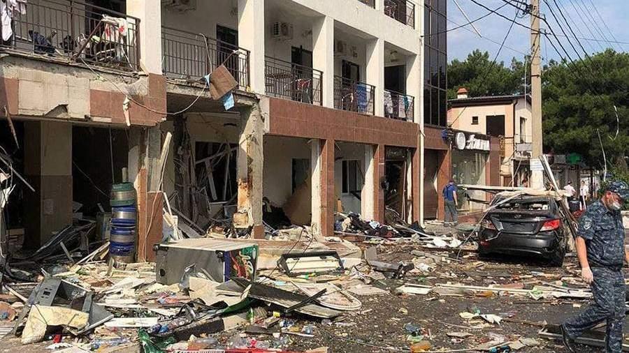 TASS 46942897%20%281%29 СК возбудил уголовное дело по факту взрыва в гостинице в Геленджике