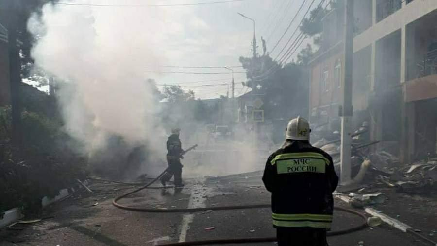 informaciya o proisshestvii v mo g gelendzhik po ul В МЧС уточнили число пострадавших в результате взрыва в Геленджике
