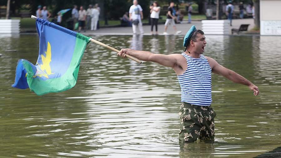 Онищенко оценил риск подхватить инфекцию вместе с водой из фонтана