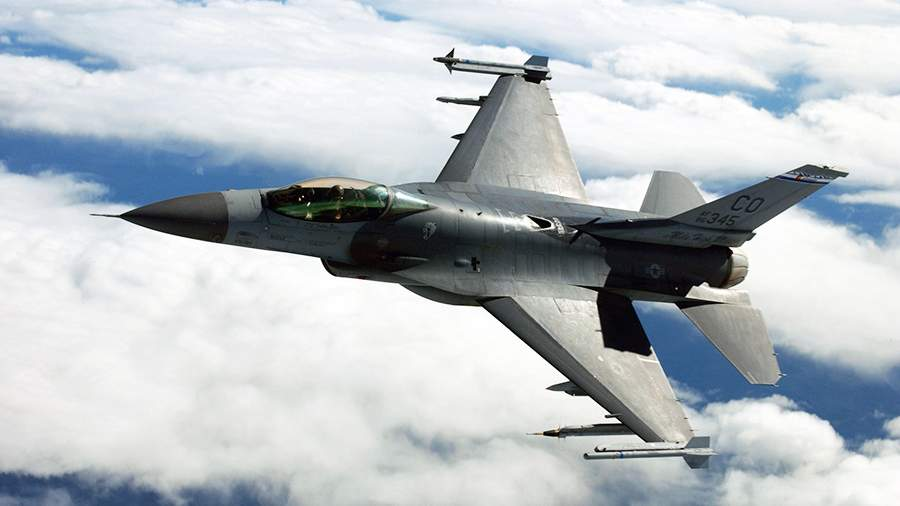 Forbes announced the transfer of American F-16s to the nearest airfield to the Russian Federation