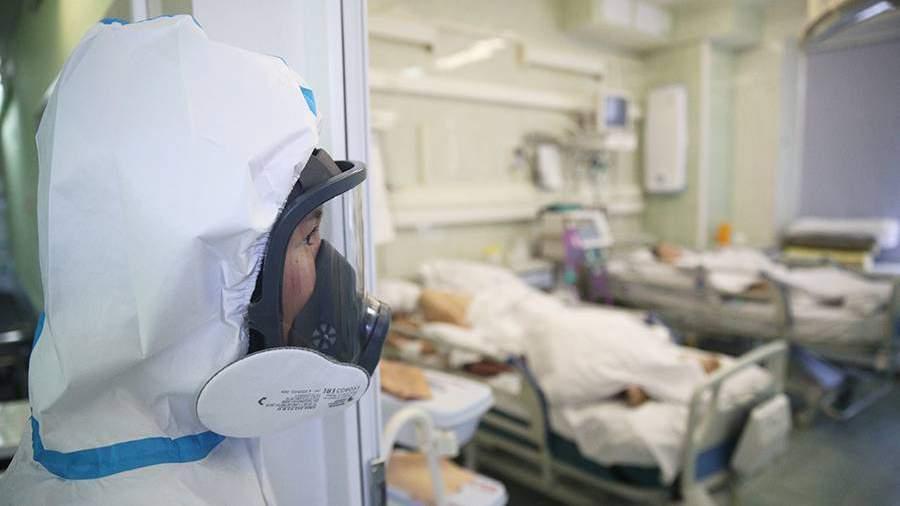 В России за сутки выявили 36 446 случаев COVID-19