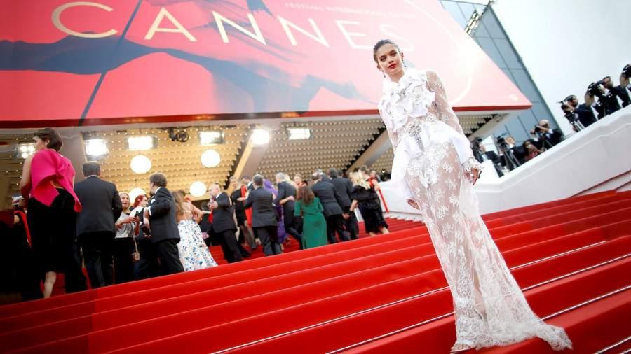 Каннский фестиваль 2017 платья