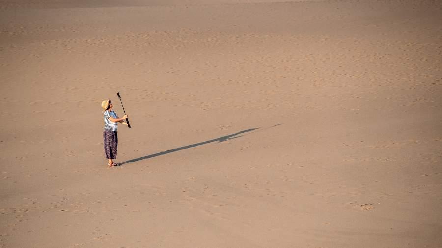 Моя соседка Тоттори: японскую пустыню может смыть в море