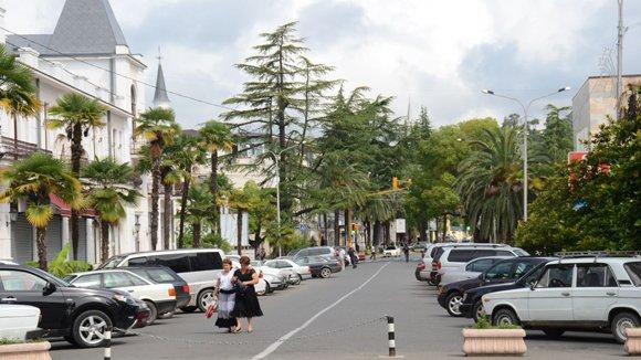 Как Абхазия выбирает президента