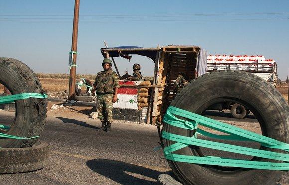 Как закипает Сирия
