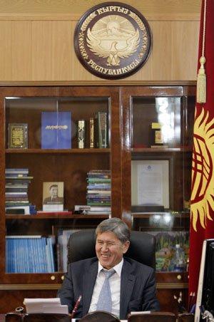 «У нас общее прошлое, и я вижу будущее Кыргызстана в Евразийском союзе»