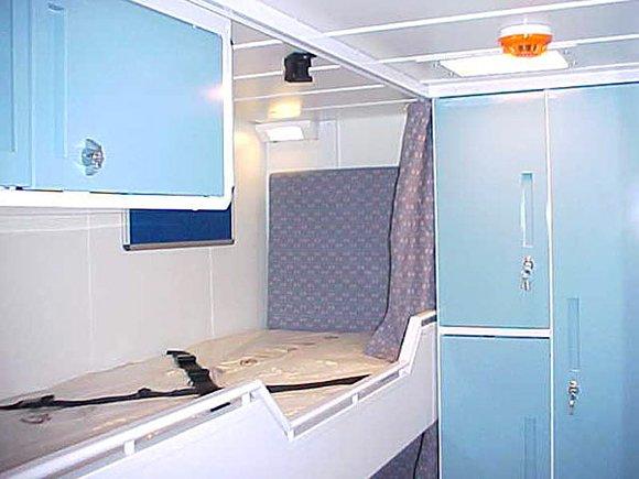 Сердюков подобрал мебель для флота со знанием дела