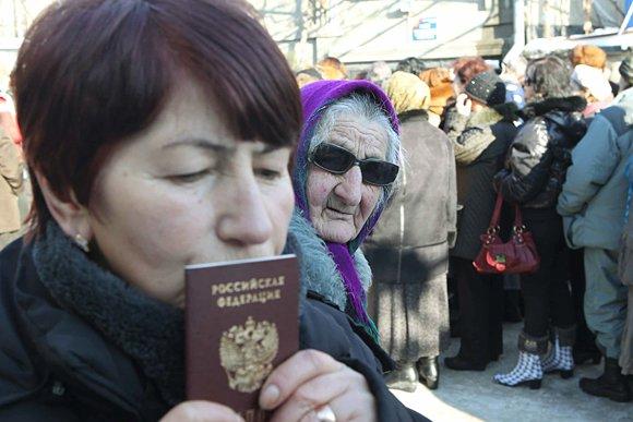 В Осетии можно голосовать сколько хочешь