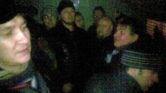 Корреспондента «Известий» задержали на митинге