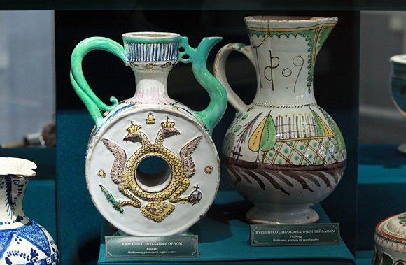 За пастилой, гжельской керамикой и другими диковинами