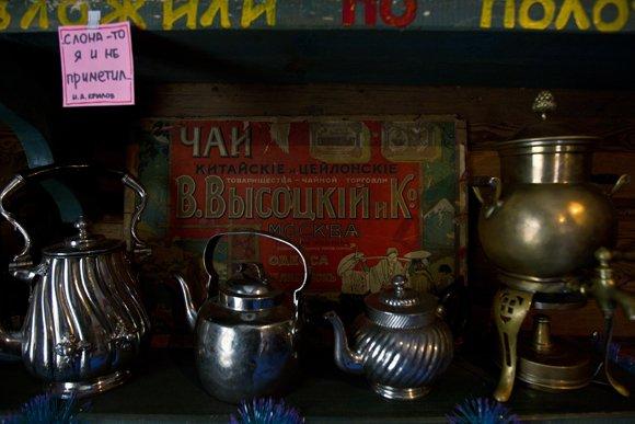 Кипим от счастья: чайники, утюги и легенды Переславля-Залесского