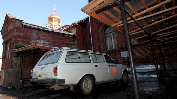 Москвичи вступились за детскую поликлинику