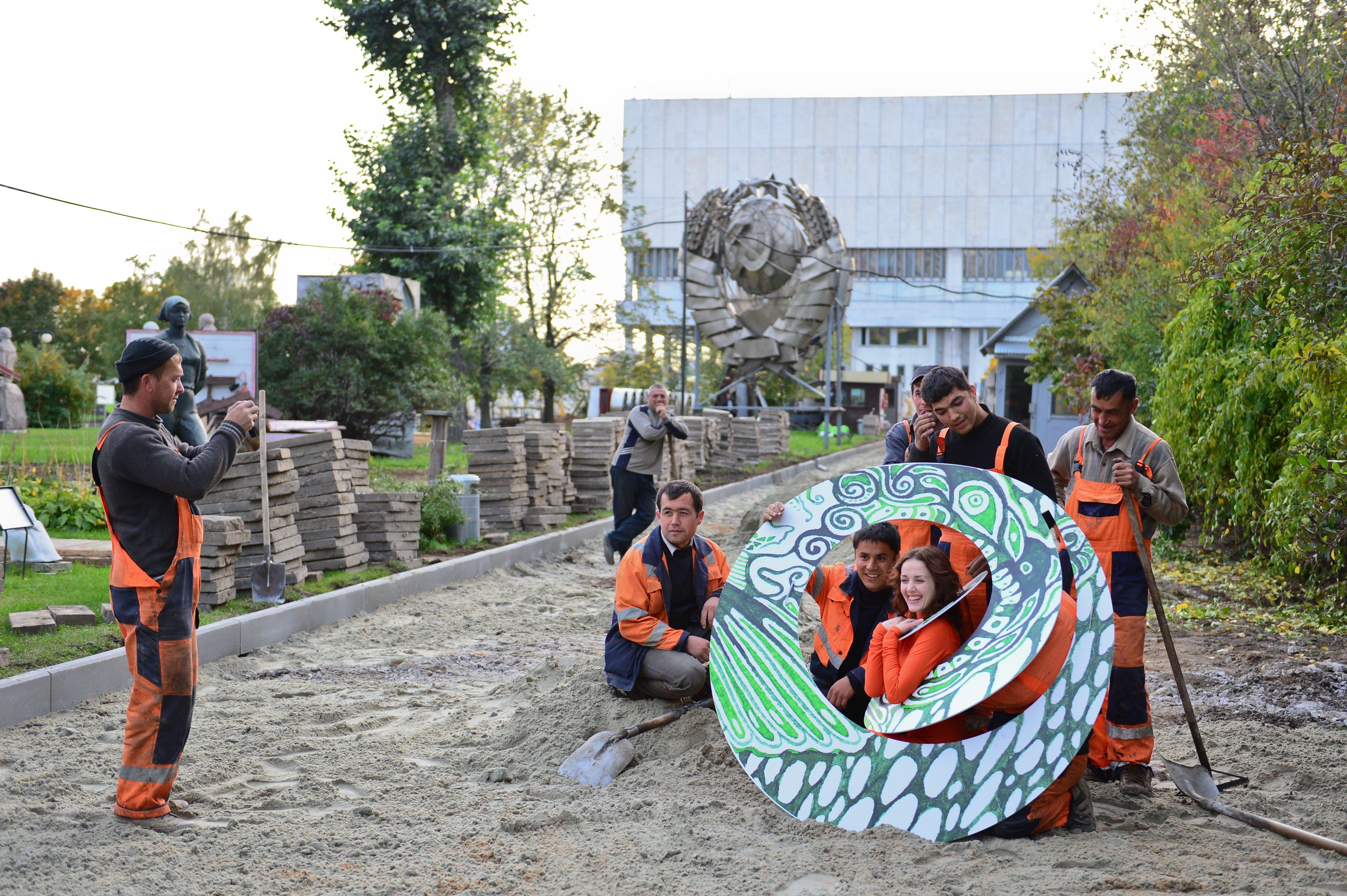 Экопарк «Нара» в Подмосковье соединит искусство и экологию
