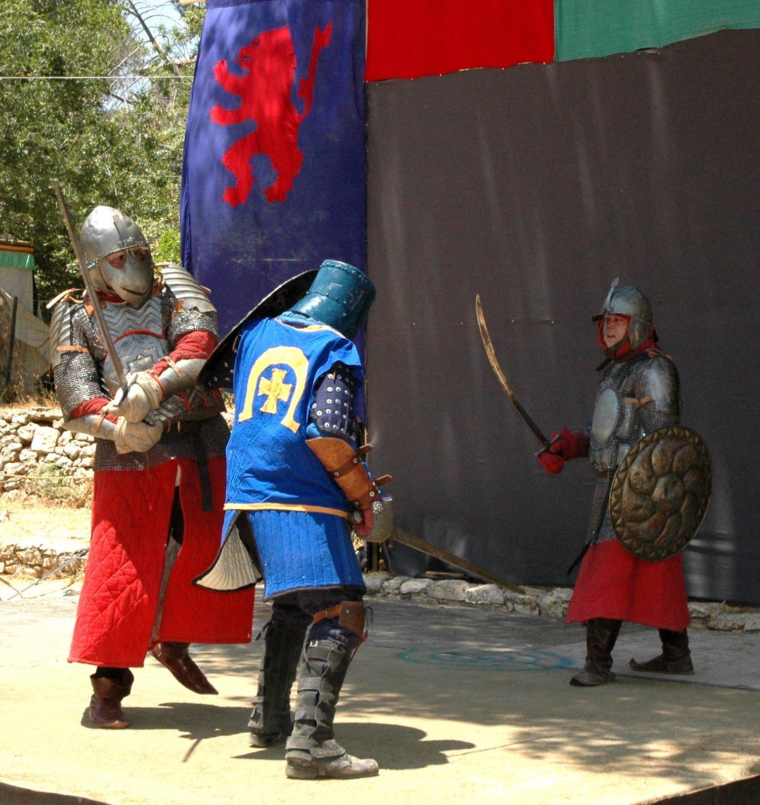 В Израиле предпочитают иностранных крестоносцев