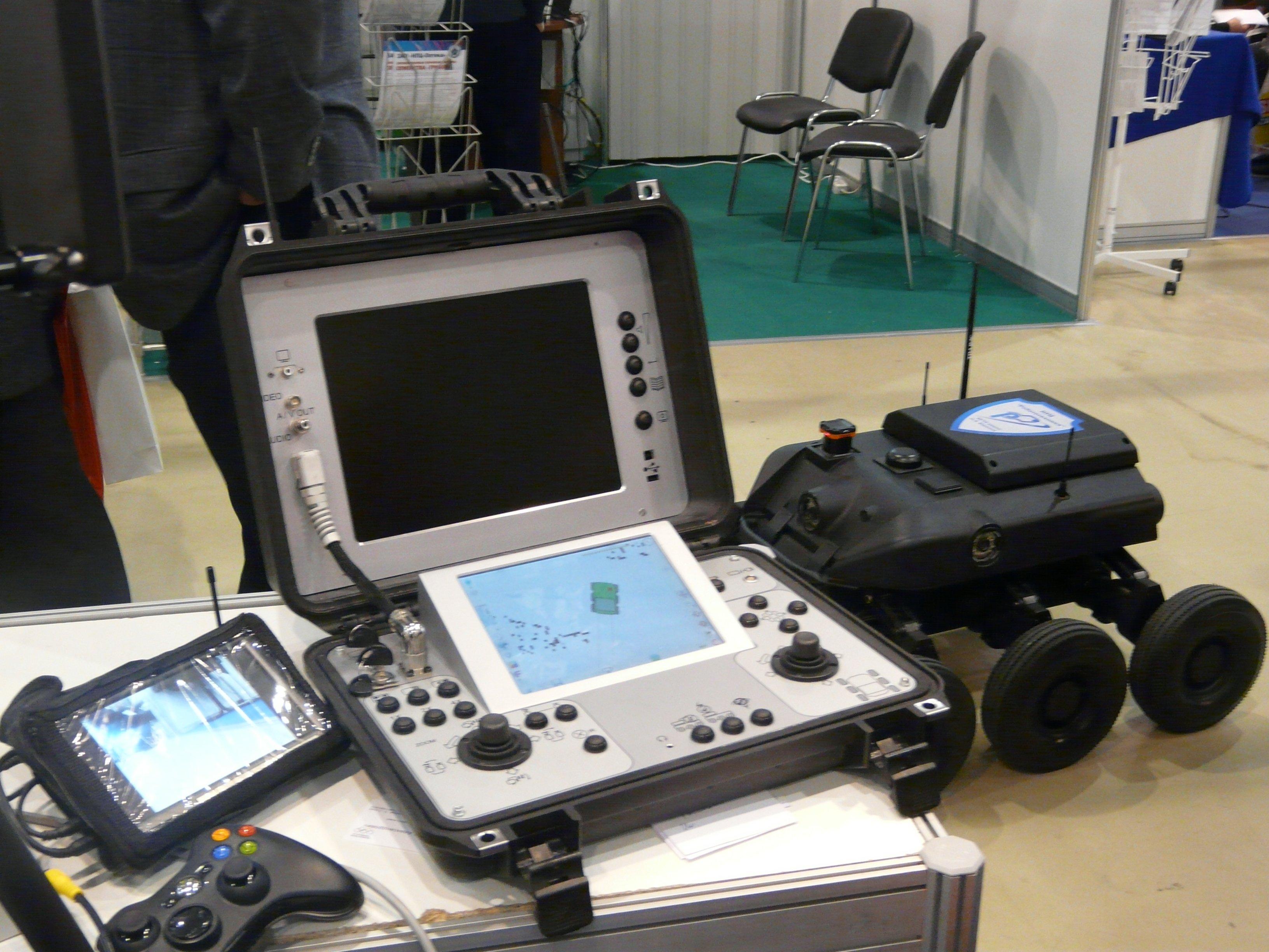 Олимпиаду в Сочи защитят боевые роботы