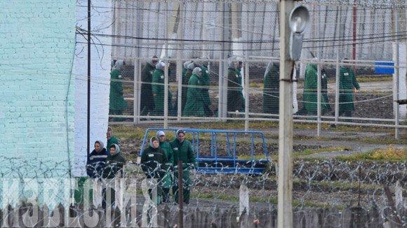 Тюремные будни участниц группы Pussy Riot