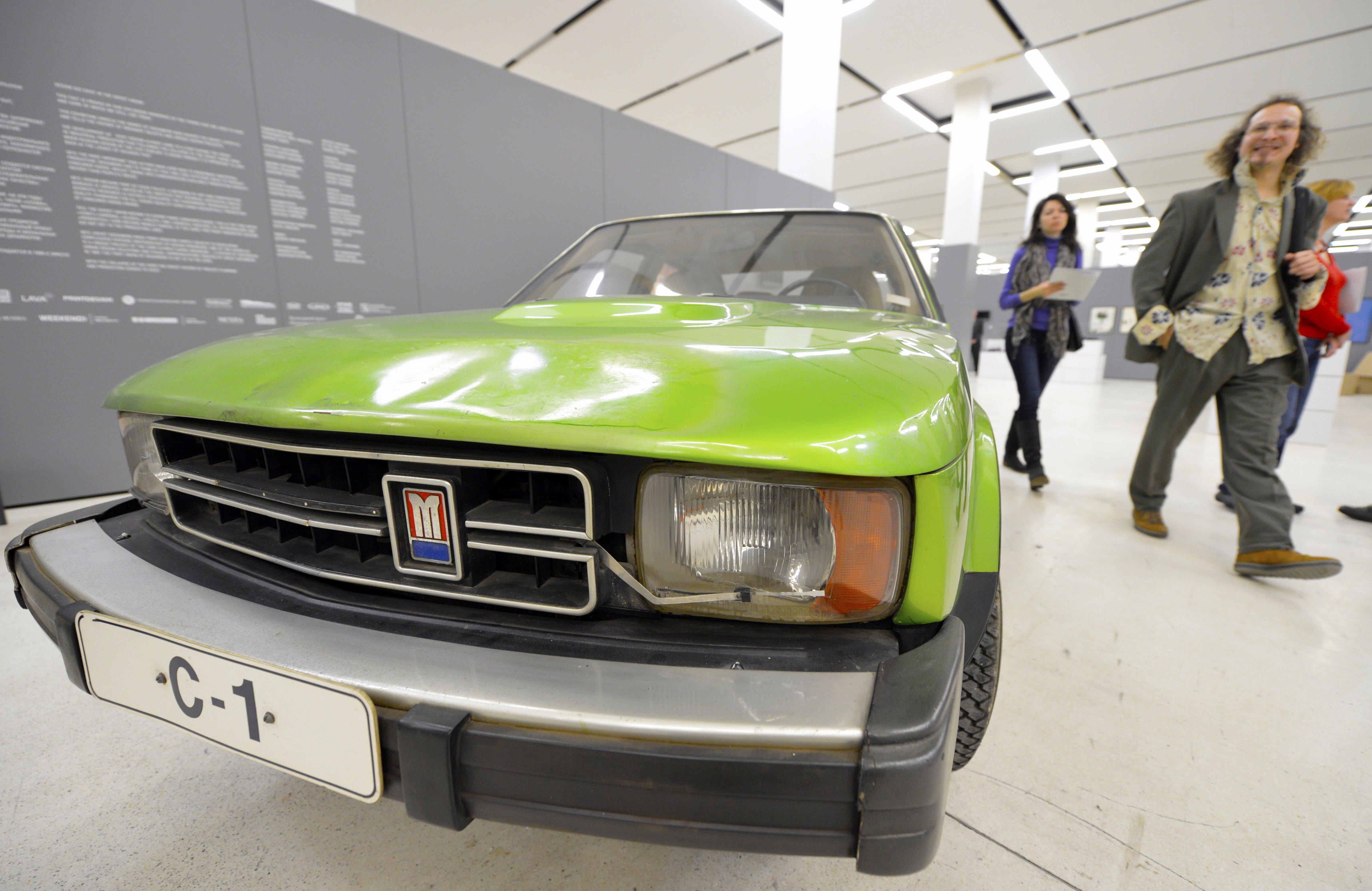 Музеи дизайна и визуальной культуры обосновались в Манеже