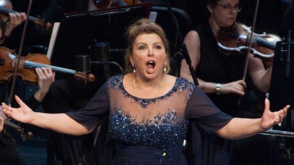 Мария Гулегина вступила в борьбу за оперную корону