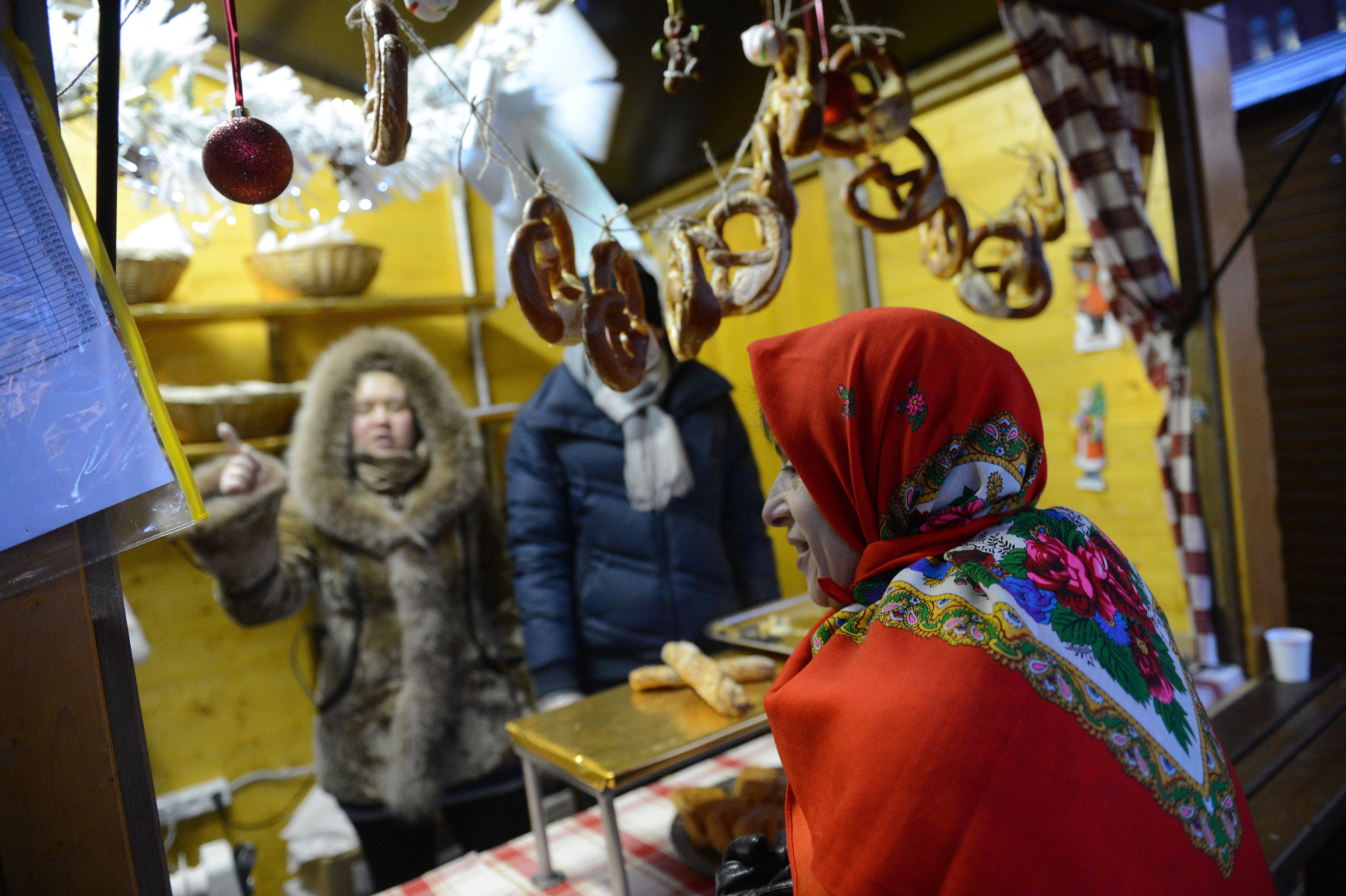 Страсбургская ярмарка в Москве торгует с трехкратной наценкой