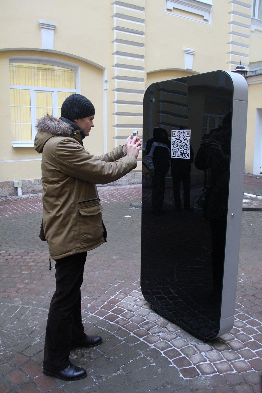Памятник Стиву Джобсу в Петербурге установили за одну ночь