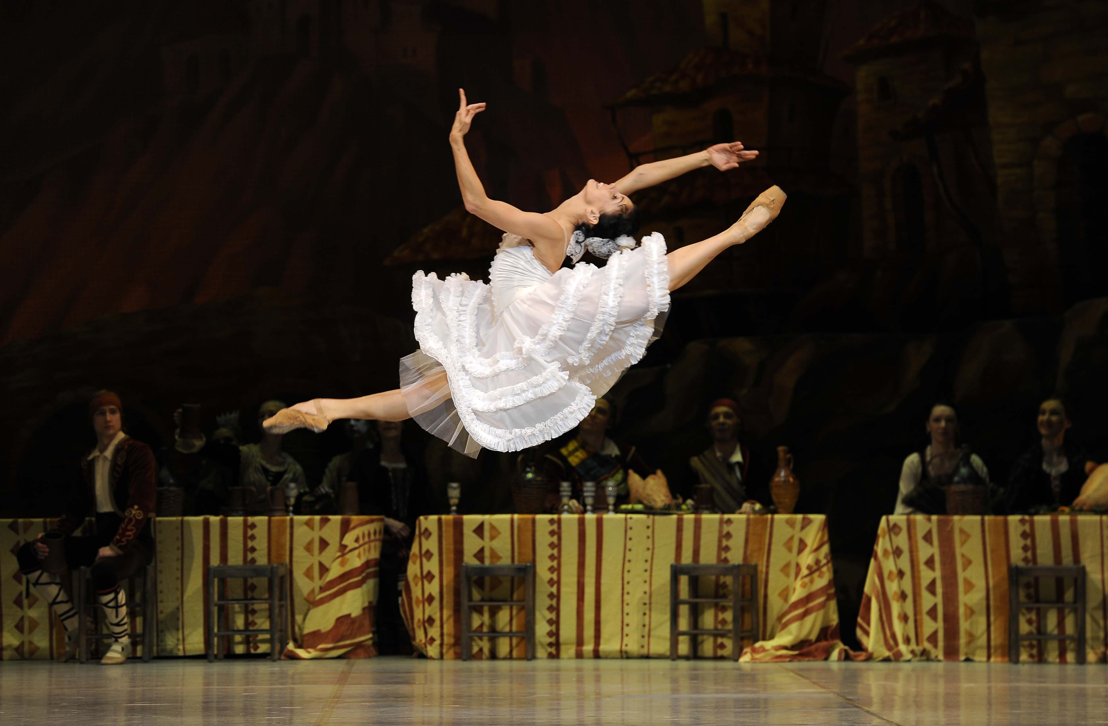 Лондон наградил Михайловский балет пятью звездами