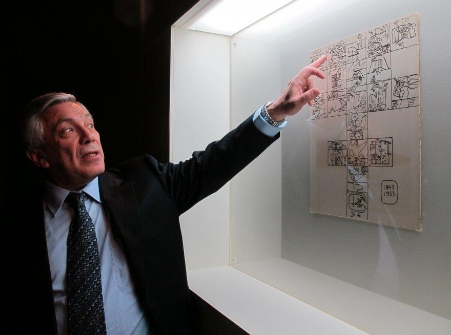 Впервые в России Ле Корбюзье показали как мастера книги