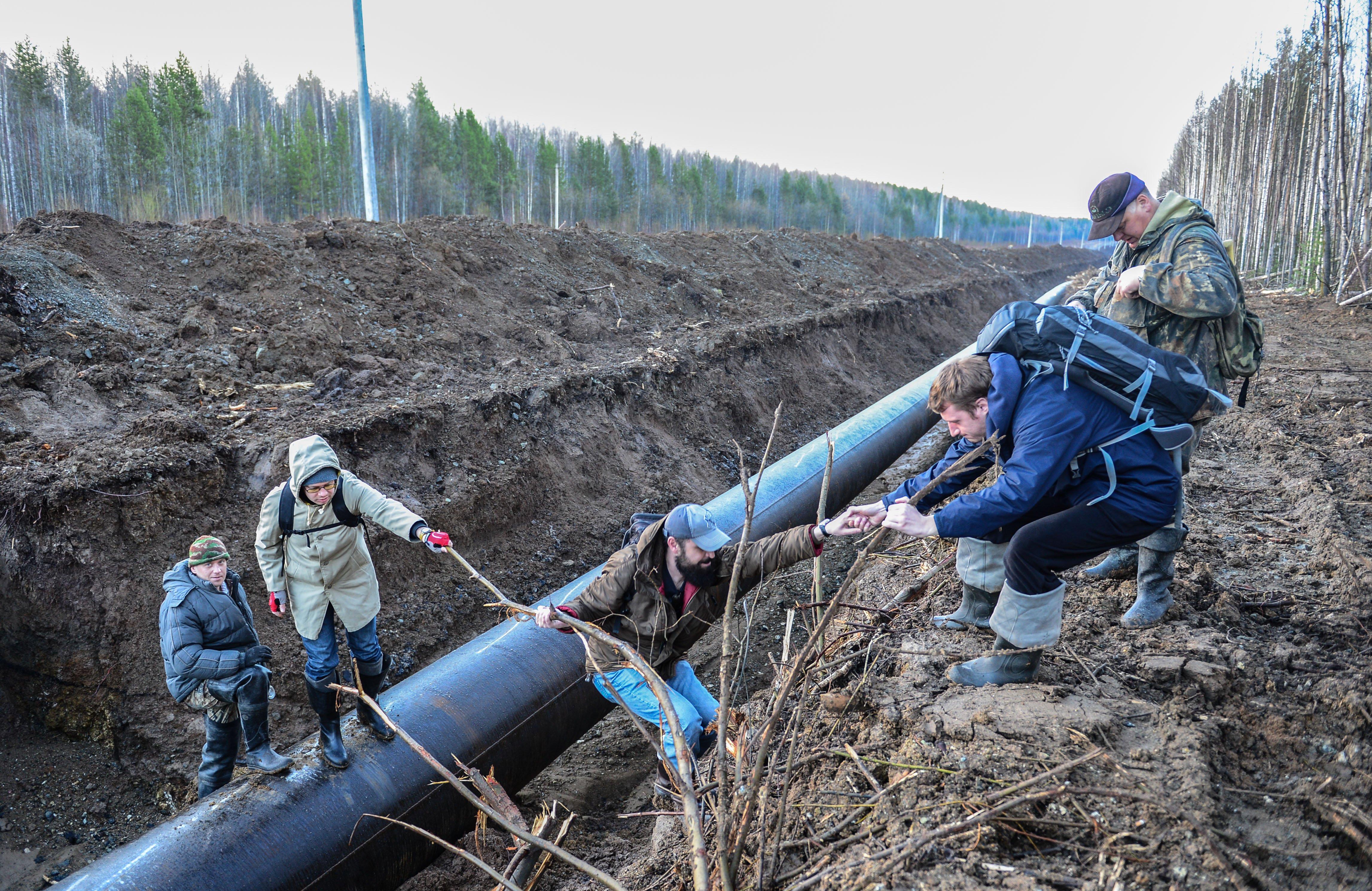 Найдены обломки пропавшего в прошлом году Ан-2
