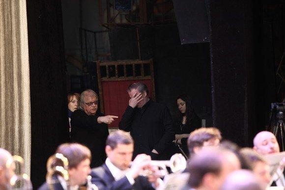 Один день Мариинского оркестра