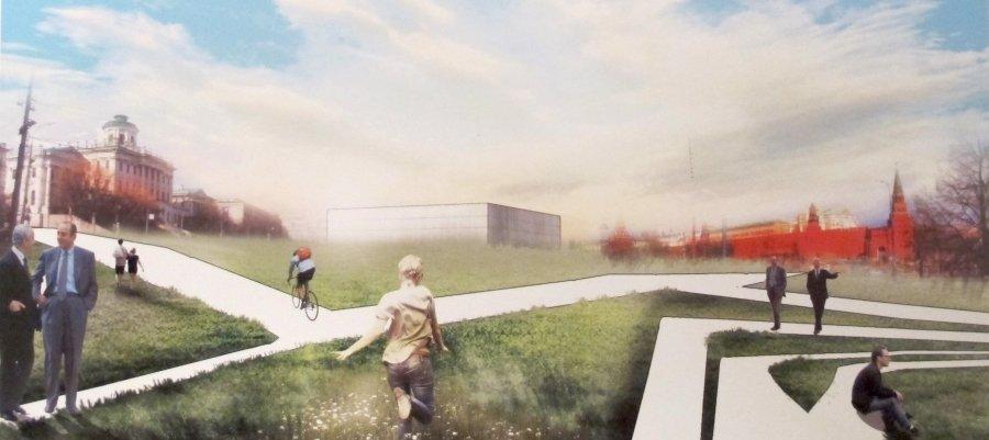 Центр Москвы будет музеем под открытым небом