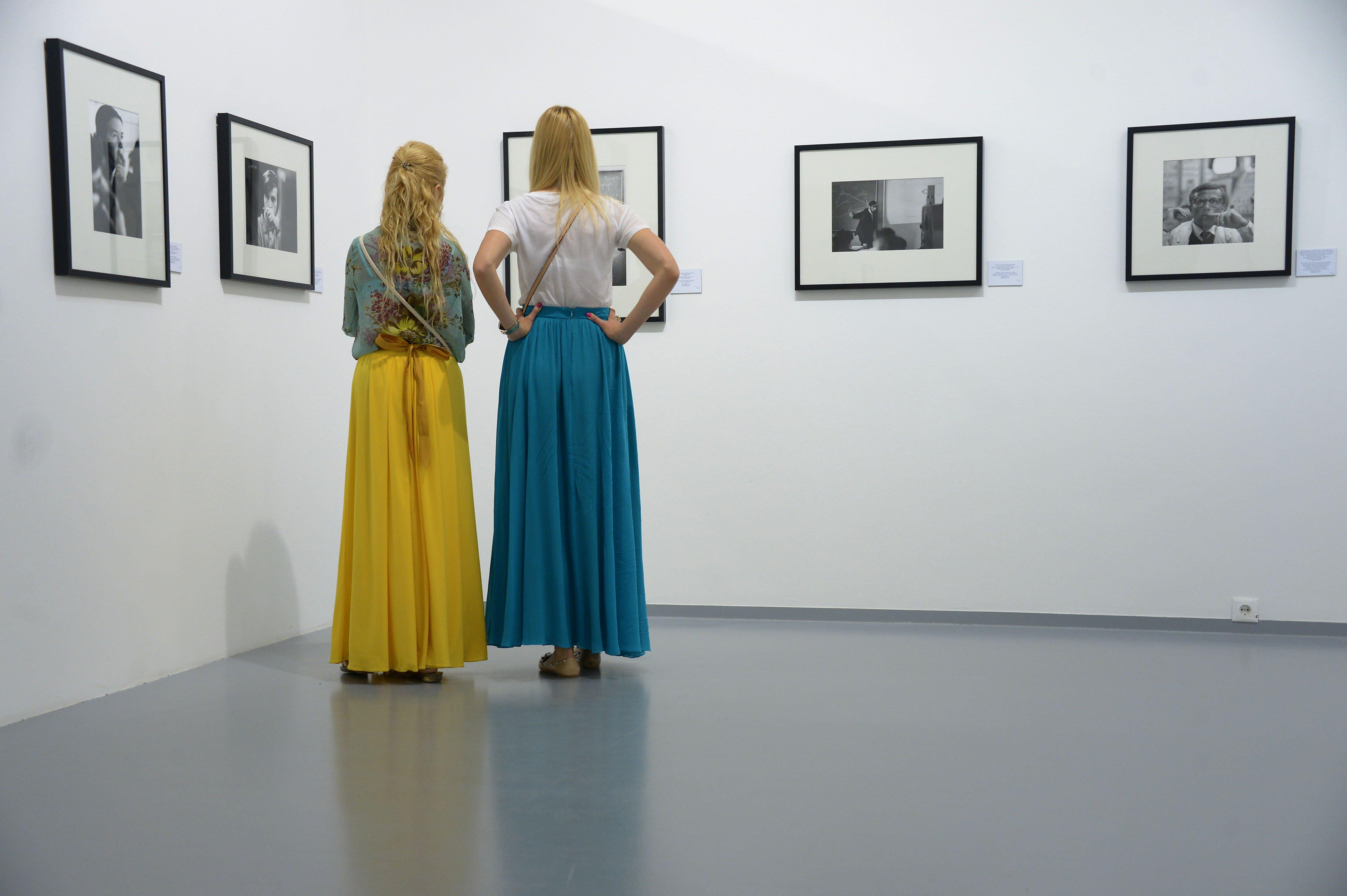 Московский Дом фотографии вернулся в эпоху «физиков и лириков»