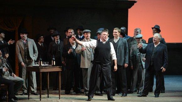Михайловский театр бережет «Сельскую честь»