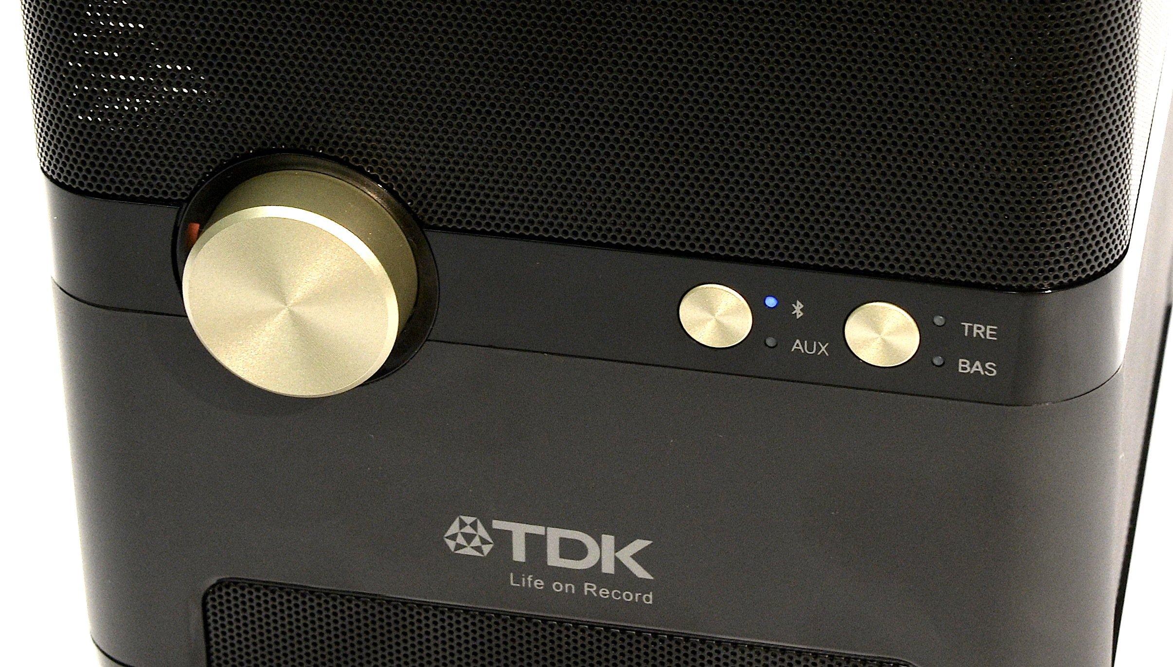 TDK Q35 Wireless Charging Speaker: музыка под напряжением