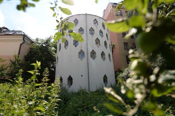 Сумерки дома Мельникова