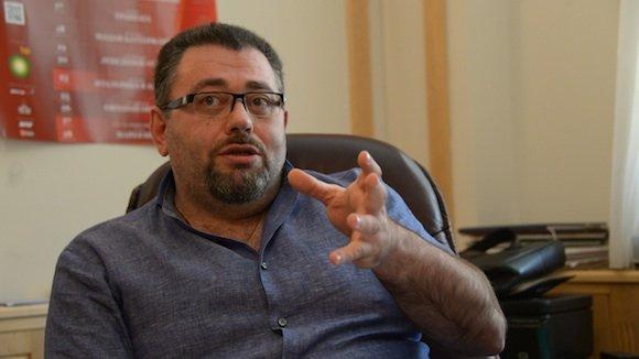 Ара Карапетян: «Урин — мой учитель. Далеко уходить от него не хочется»