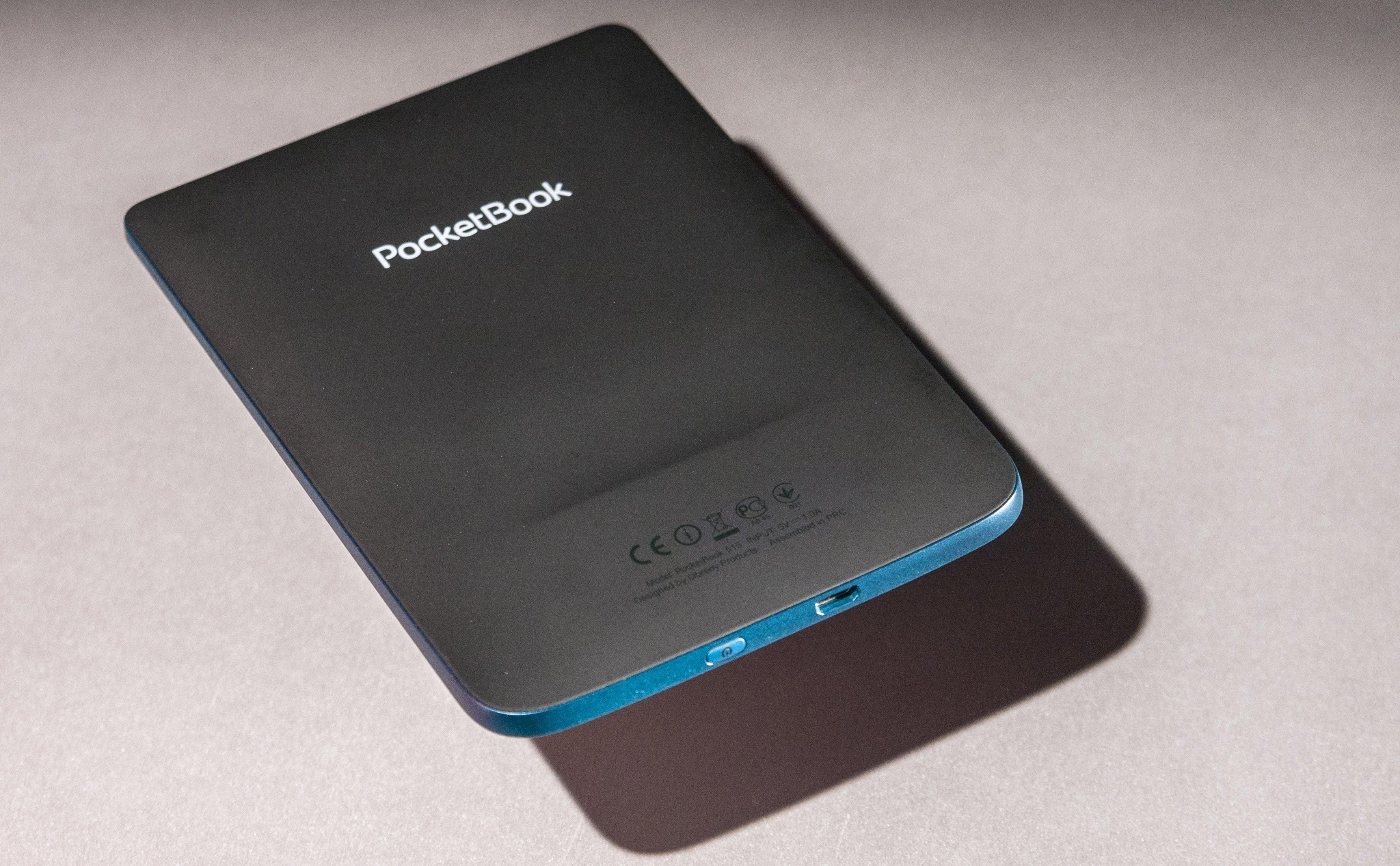 PocketBook 515: настоящий карманный