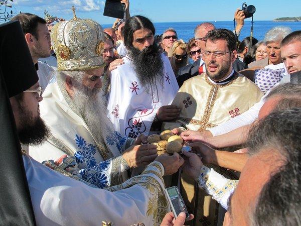 Черногория вернула себе храм Александра Невского