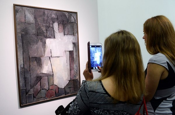 «Путь к абстракции» Пит Мондриан начал в Третьяковке