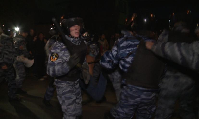 «В Москве сжимается зона безопасности»