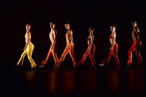 В Москве стартовал фестиваль современного танца DanceInversion