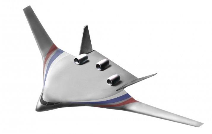 Каким будет российский самолет будущего