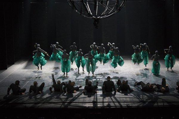 Вахтанговский театр станцевал «Отелло»