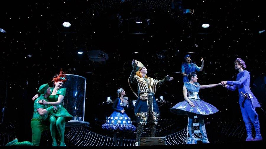 Опера Гайдна вышла на просторы Вселенной