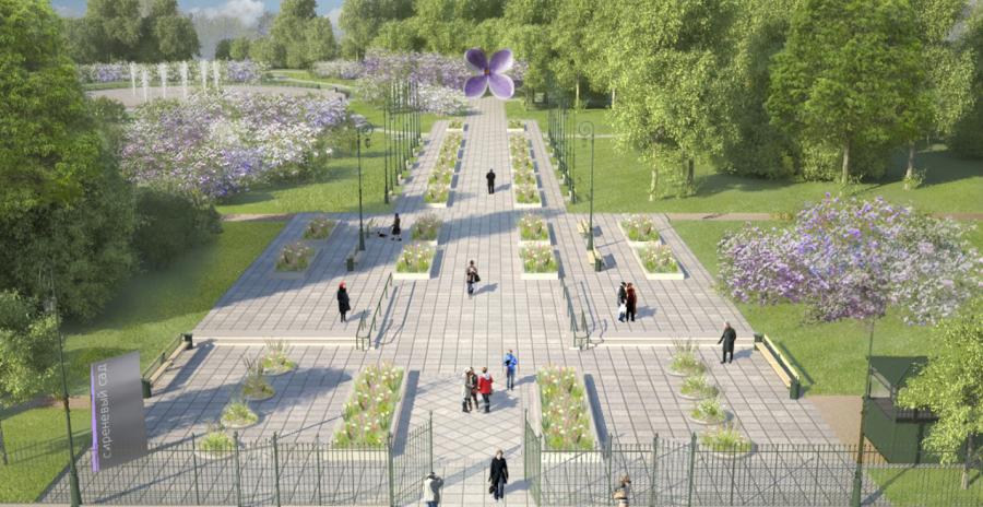 Парки на окраинах Москвы обустроят английские дизайнеры