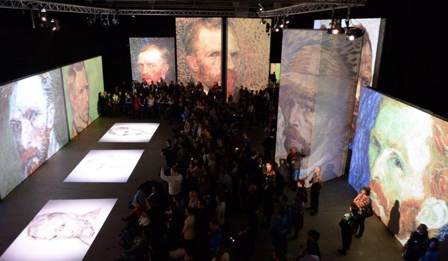 Ван Гога приспособили для «поколения Пепси»