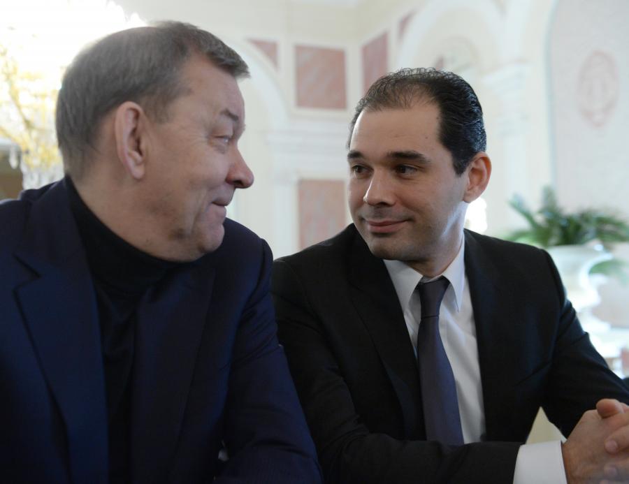 Туган Сохиев встанет за пульт Большого театра в сентябре 2014 года