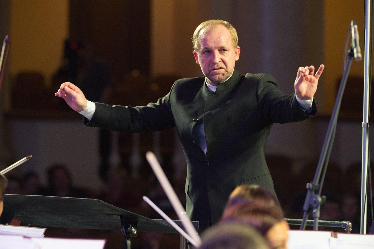 Юрий Башмет и Фазиль Сей сыграли Моцарта для олимпийцев